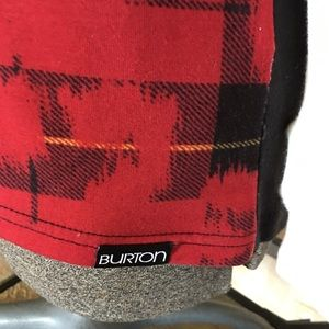 L.A.M.B. Tops - L.A.M.B. x Burton Dry Ride Top.